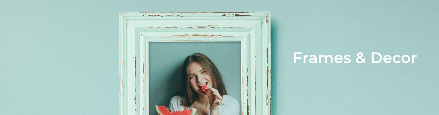Frames & Decor