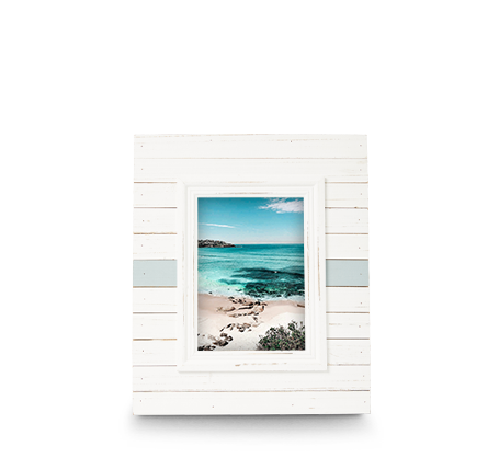 5x7 Horizontal Stripe Frame