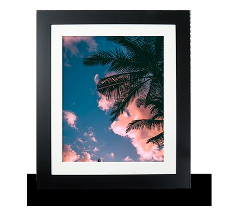 16x20 Black Frame