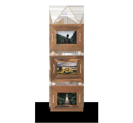 4x6 Rustic Wood Frame (3)